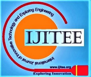 International Journal of Innovative Technology and Exploring Engineering (IJITEE)